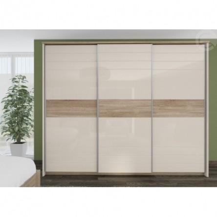 Šatní skříň s posuvnými dveřmi MAMAN - Ložnice wiki