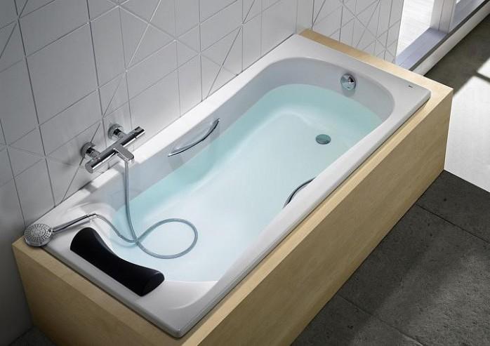 vany a vanové zástěny :: Koupelny Gremis