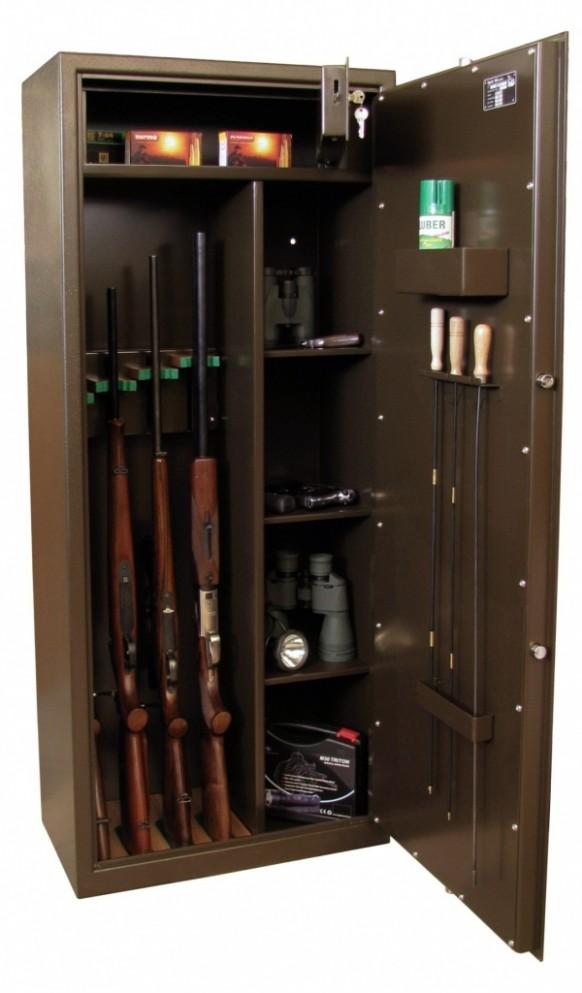 Kombinovaná skříň na 21 zbraně SBZ 21/21 - splňuje požadavky pro ...