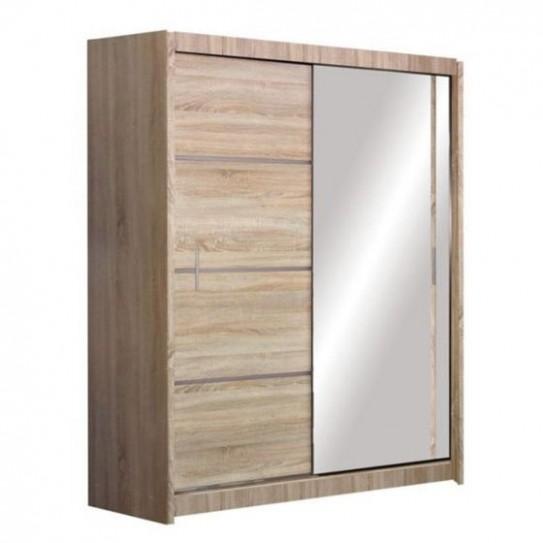 Moderní šatní skříň s posuvnými dveřmi Vista 23