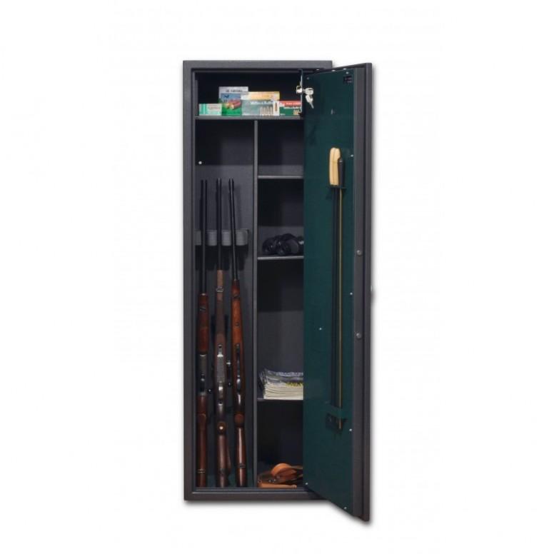 Skříň na zbraně Maxi 21 MEk - SAFEtronics PRAHA a.s.