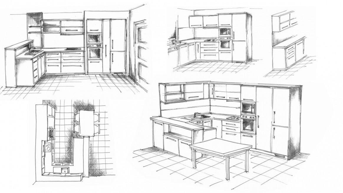 Kuchyně Rozměry