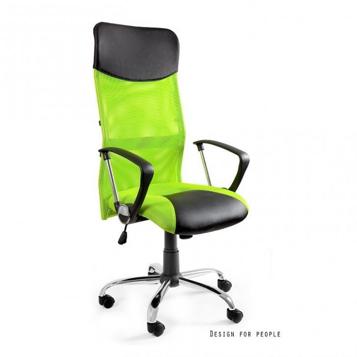 Kancelářská židle zelená | UNIQUE, Viper - Gastromania.CZ