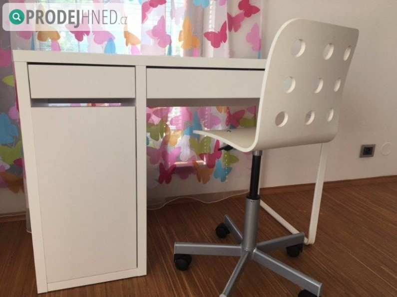 Dětský psací stůl s židlí IKEA - Beroun, prodám