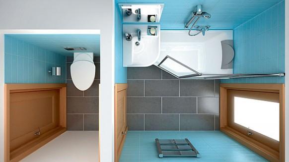Tři varianty, jak využít prostor v malé koupelně – Novinky.cz