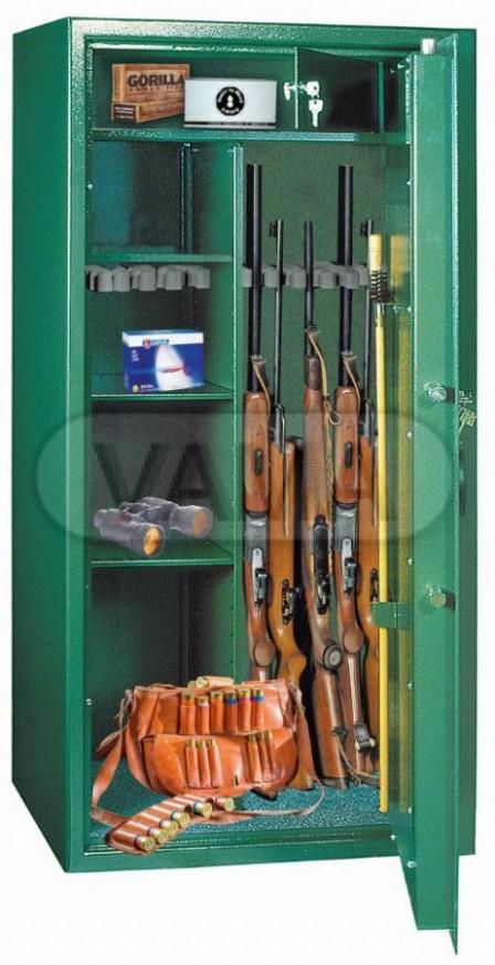 Katalog » Trezory a skříně na zbraně » Trezor na zbraně Montana-21 ...