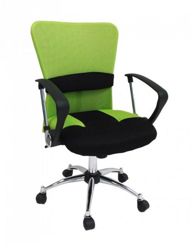 Kancelářské křeslo W20, kancelářská židle W 20 zelená.