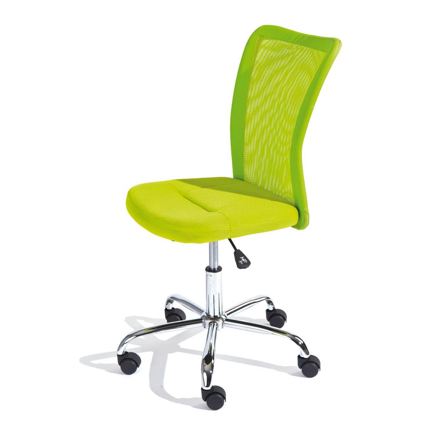 Kancelářská židle BONNIE zelená - Kancelářské židle - IDEA nábytek