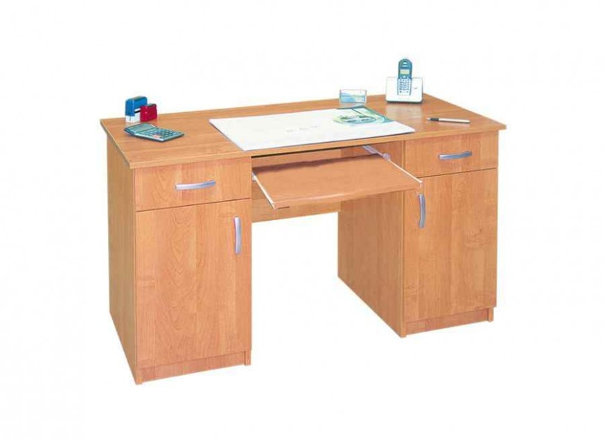 Nábytek Fakír | PC psací stůl Jowisz - Jalta olše