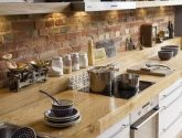 32+ Nejlepší Obraz z Kuchyňská Linka Z Cihel