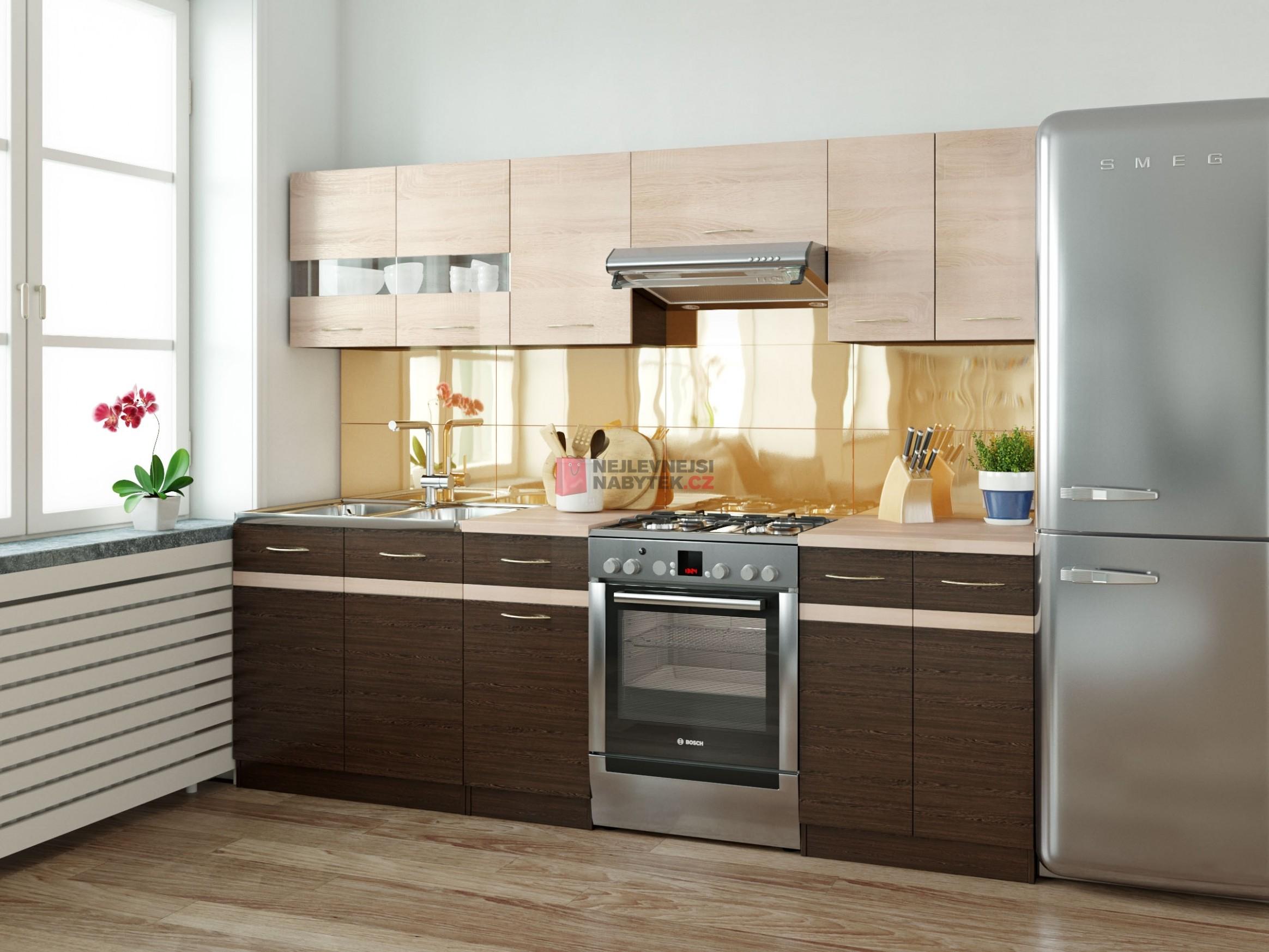 Kuchyně 240 Cm