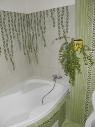 Rekonstrukce koupelny a WC v RD, Klatovy :: Obkladyadlazby-gondek