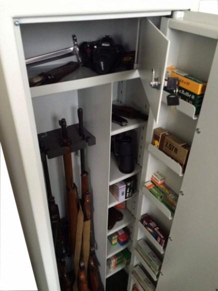 Nové kvalitní certifikované skříně na zbraně!   Aktuality ...