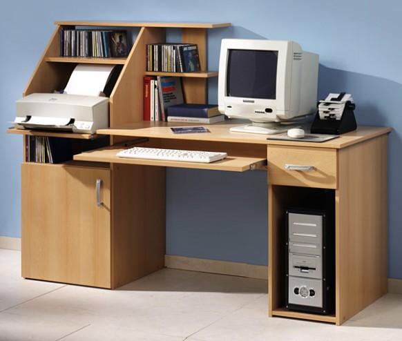 Pc - počítačový/psací stůl - BUK :