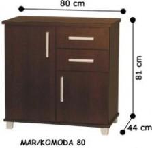 Komoda 80