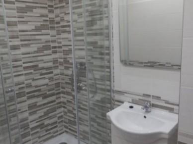 Rekonstrukce koupelny Děčín