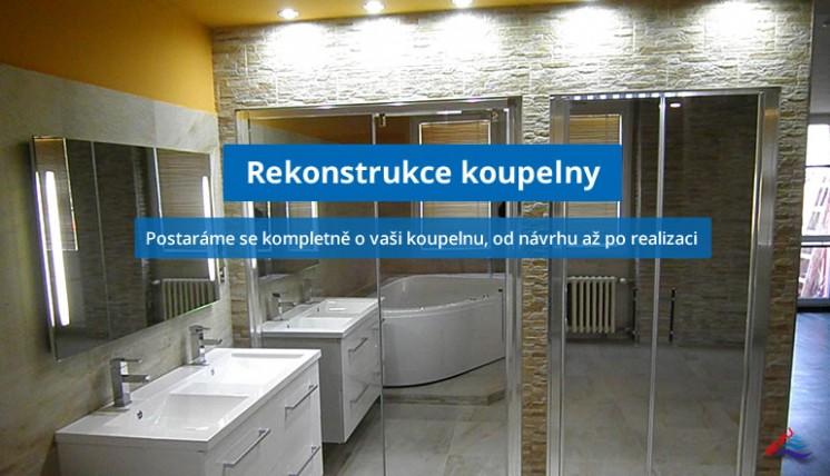 Revaj rekonstrukce koupel a bytových jader