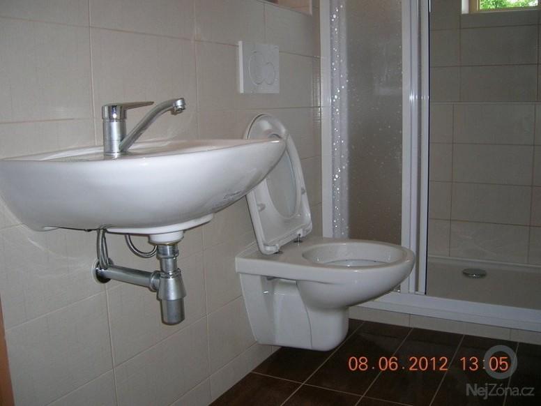 Rekonstrukce koupelny na chalupě (Klatovy) • Rekonstrukce ...