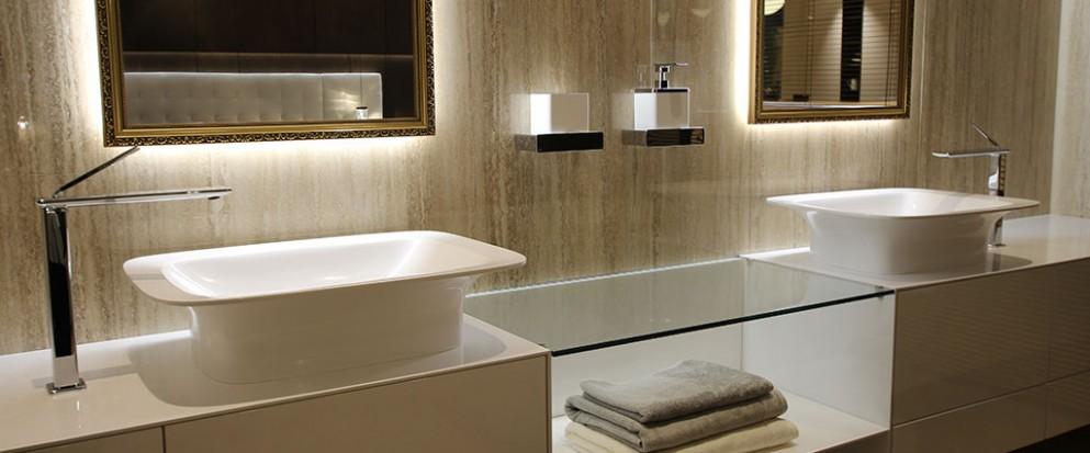 Koupelny Čestlice - Elements prezentační a poradenské centrum