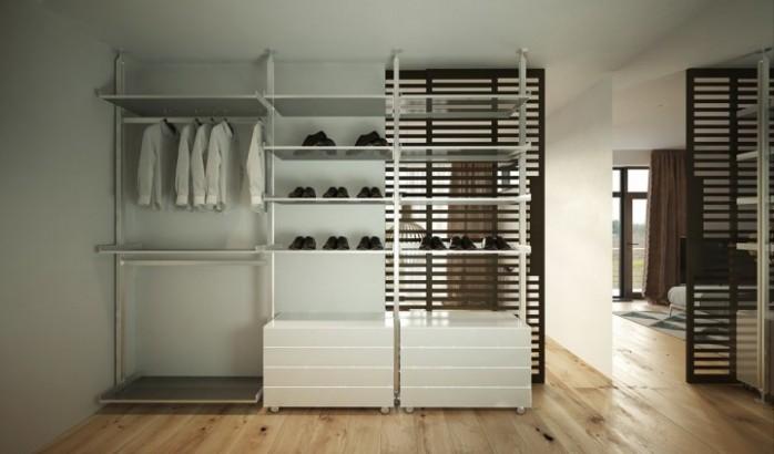Funkční a prostorná šatní skříň « Interiérové inspirace, moderní ...