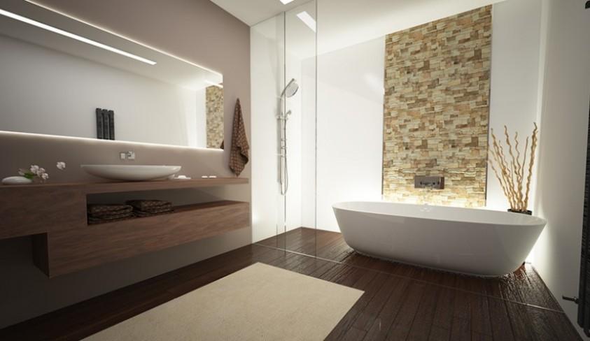 Nová koupelna - rychle, levně, bezbolestně | ELEKTRO EFEKT