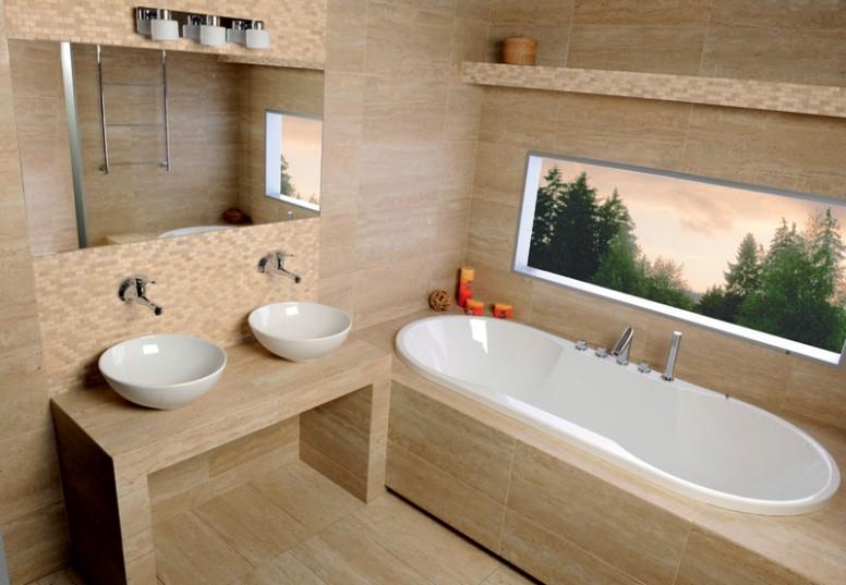 OBKLADY A DLAŽBY- JAKÝ DESIGN A STYL ZVOLIT? : SAPHO koupelny