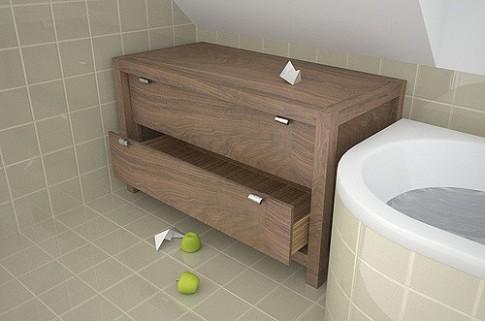Komoda Koupelna