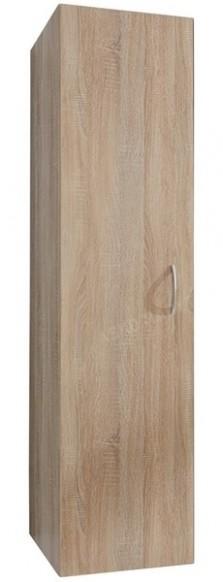 Policová skříň Multiraum, 20 cm, dub sonoma   ASKO - NÁBYTEK