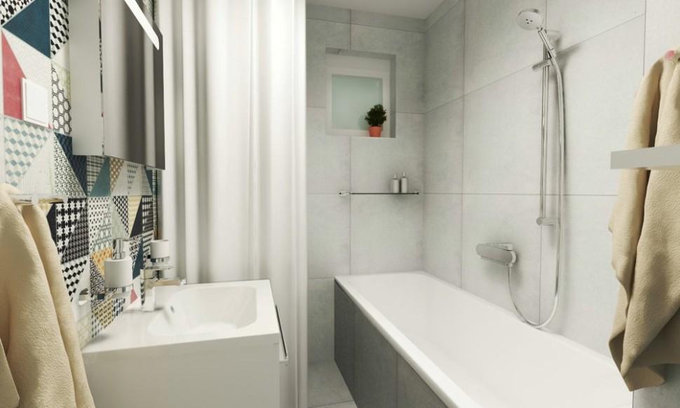 Rekonstrukce koupelny na míru, koupelna na klíč | RAVAK