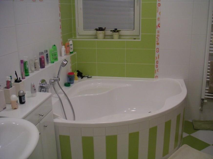 Realizace koupelny Hodonín - STAVEBNÍ FIRMA PLUS s.r.o.