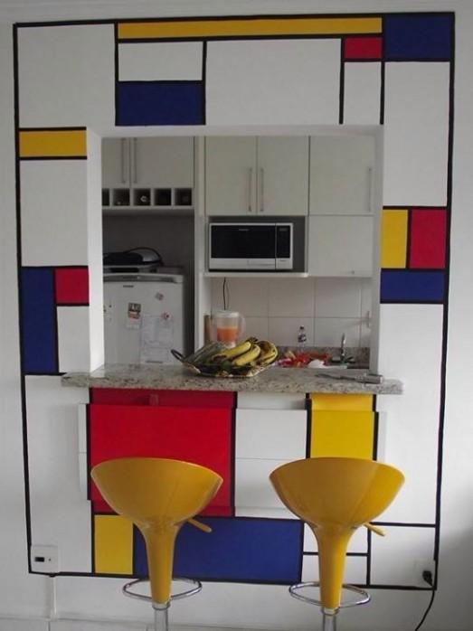 Kuchyně Bauhaus