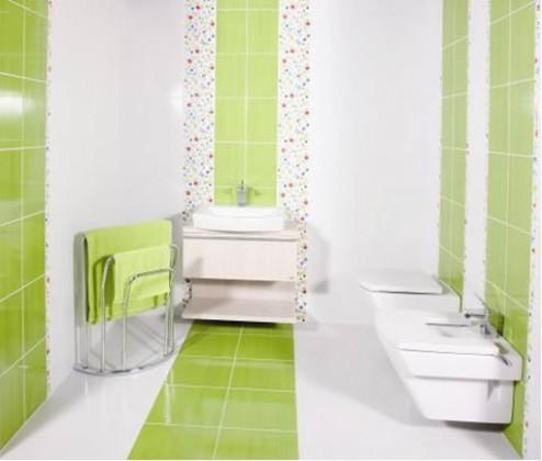 ŽENA-IN - Nudí vás obklad vaší koupelny? Vyberte si nový!