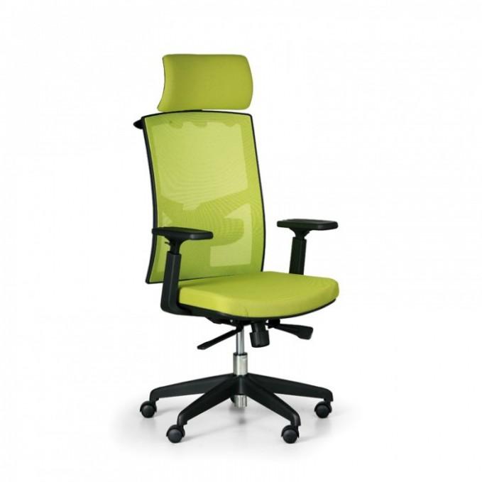 Kancelářská židle NBA, zelená   Corping.cz