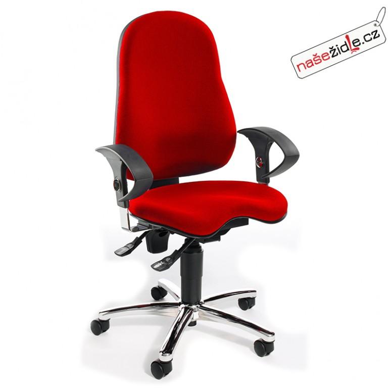 Kancelářská zdravotní židle SITNESS 25