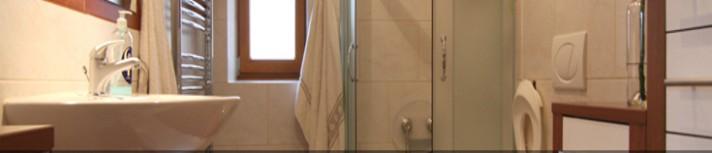 Rekonstrukce koupelny Trutnov