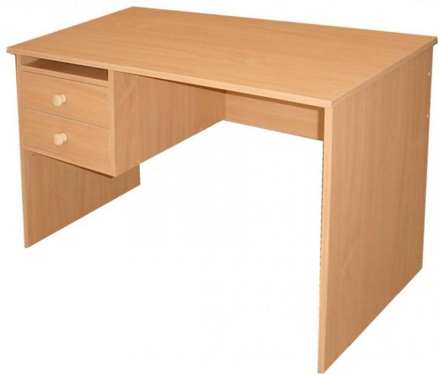 Psací stůl H-23 lamino: bříza   Biano