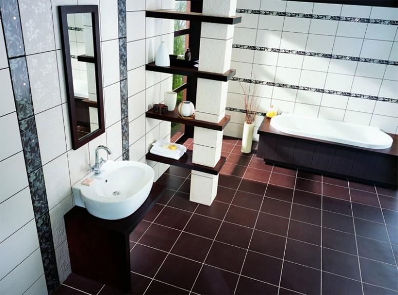 Obklady do koupelny - Koupelny inspirace - fotogalerie