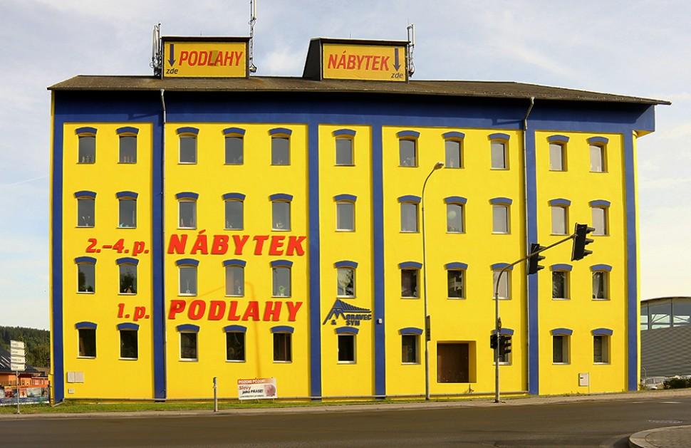 Nábytek Karlovy Vary
