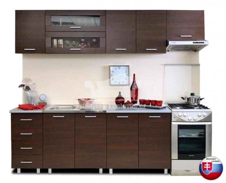 Kuchyňský systém REA ALFA 122 - Kuchyňská linka - základní sestava č.122 ...
