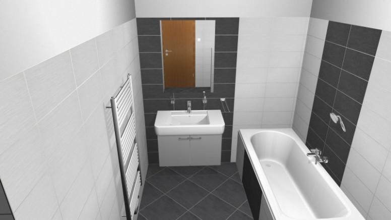 koupelny bytová jádra