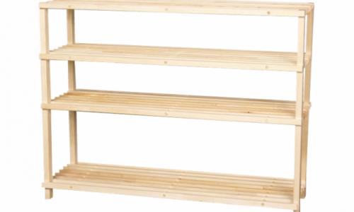 Botník Dřevěný