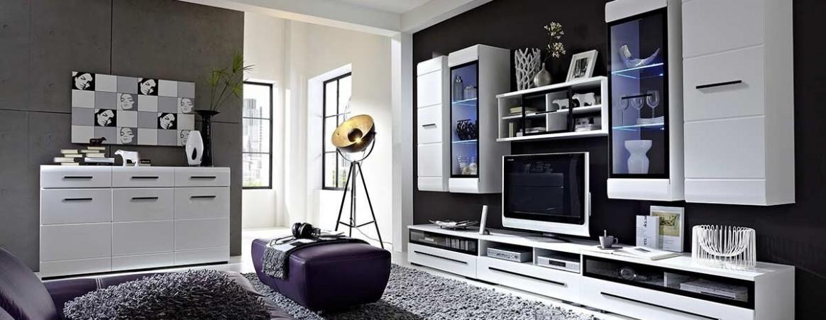 Obývací stěny levně? U nás si zaručeně vyberete i vy | Nábytek ...
