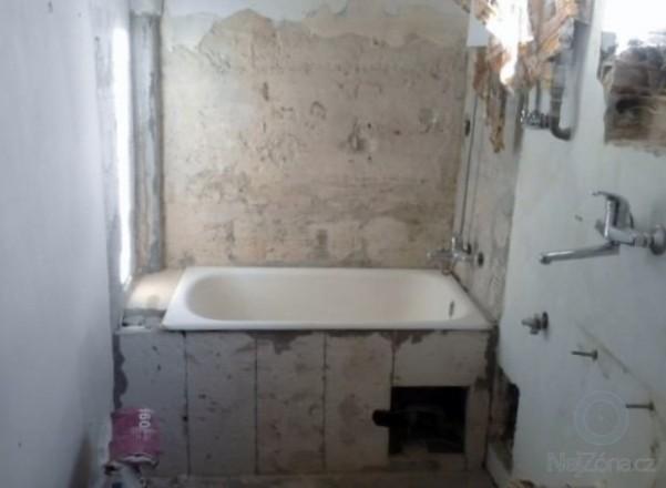 Vydlaždičkování koupelny 113m113, pokládka podlahy v koupelně 13m113 ...