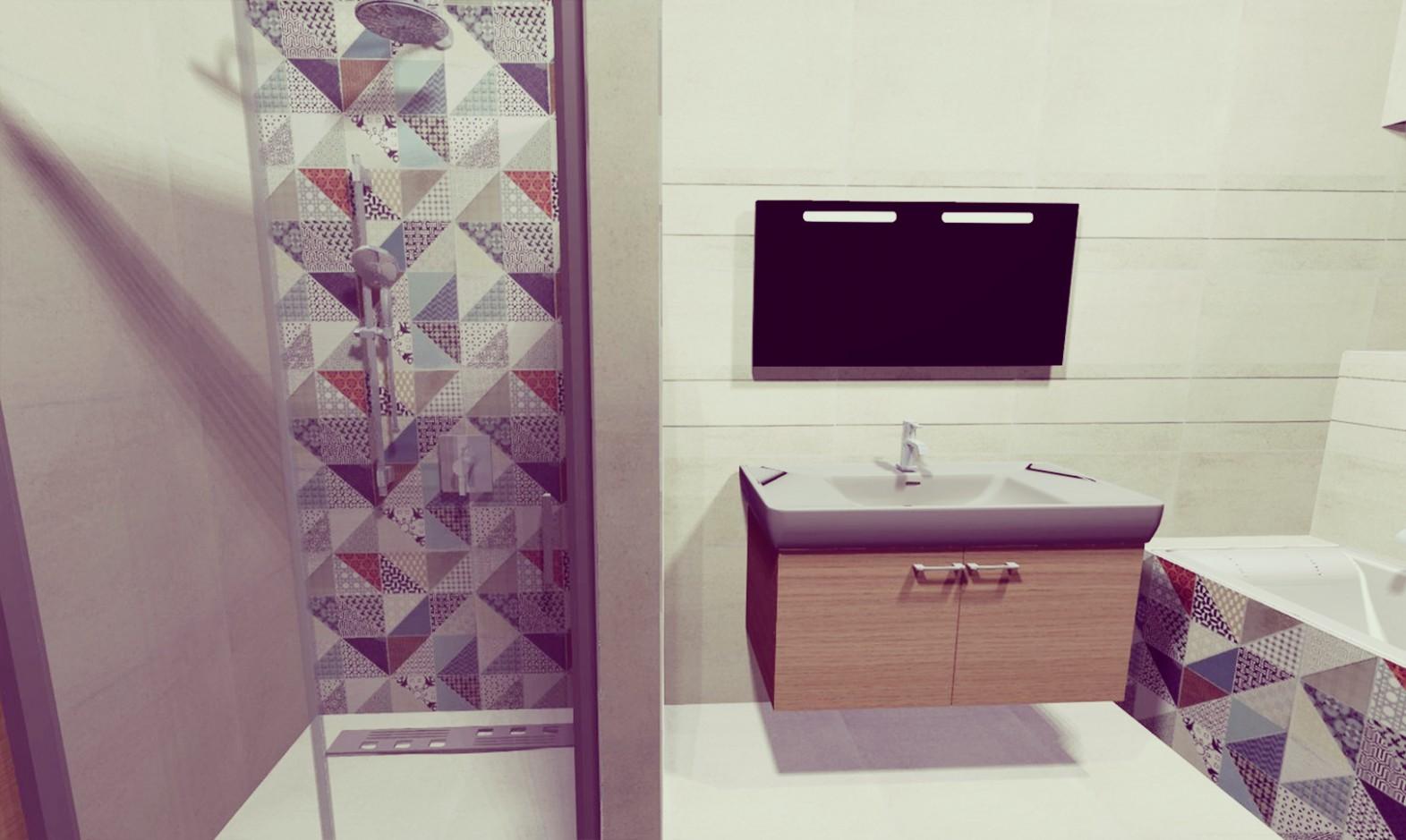 Koupelnové studio 15D Vizualizace | Stavebniny Janík