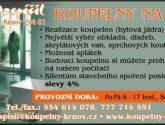 Nejvíce 24 z Koupelny Krnov
