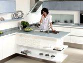 10 Nejlepší Obrázek z Kuchyně Bílý Lesk