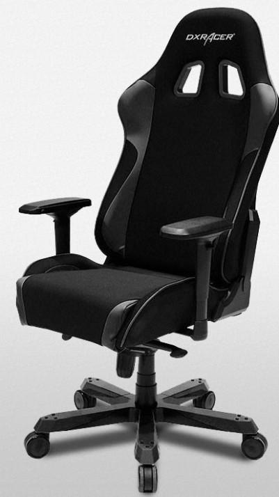 Kancelářská židle Látková