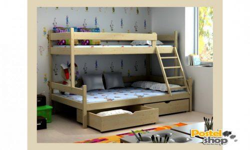Kvalitní z patrové postele
