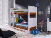 Patrová postel pro studenty