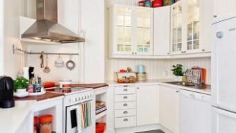 Kuchyně Vintage